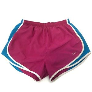 Nike Dri-fit Athletic Shorts With Built in Briefs